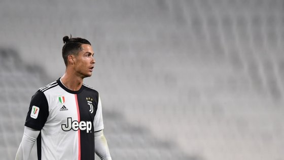 O avançado português falhou uma grande penalidade ainda na primeira parte