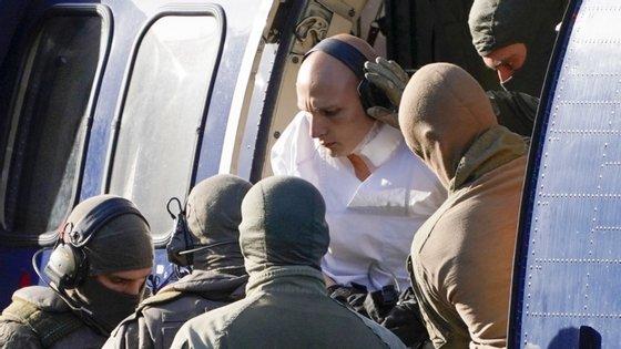 Stephan Balliet foi detido quando procurava fugir, tendo sido colocado em prisão preventiva de onde tentou recentemente fugir