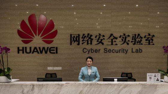 A Huawei é um dos principais fornecedores de equipamentos 5G do mundo