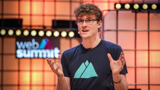 A Web Summit tem um contrato com o Governo de Lisboa até 2028