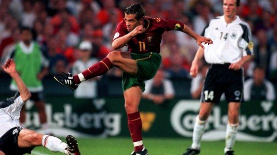 O atual treinador do FC Porto tinha na altura 25 anos e jogava na Lazio. Nesse verão, acabaria por se transferir para o Parma