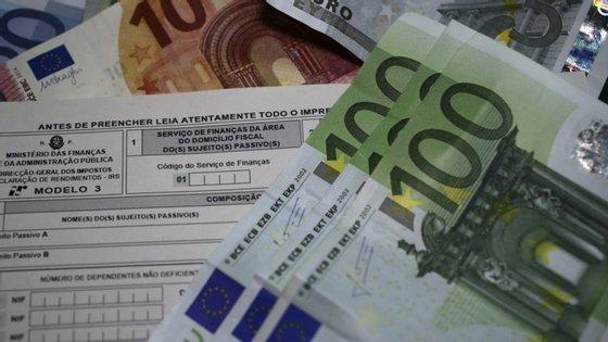 O Ministério das Finanças revela que das declarações já processadas até ao momento, há 469.538 que resultaram em notas de cobrança