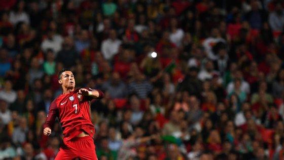 Ronaldo, que ganhou a edição de 2016 com Portugal, deverá fazer em 2021 a última fase final de um Campeonato da Europa pela Seleção Nacional