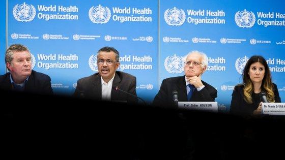 """Maria Van Kerkhove afirmou que o trabalho com cientistas e responsáveis de saúde pública norte-americanos """"vai continuar"""""""