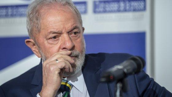 """Para construir a democracia a gente tem de tirar o Bolsonaro"", defende o antigo Presidente do Brasil"