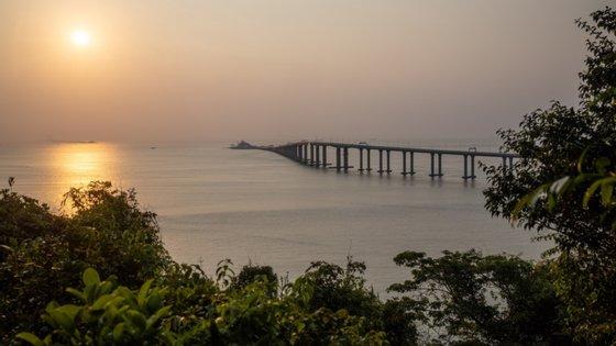 O projeto de Pequim da Grande Baía pretende criar uma metrópole mundial que integra Hong Kong, Macau e nove cidades da província de Guangdong.