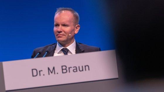 Markus Braun demitiu-se no final da semana passada