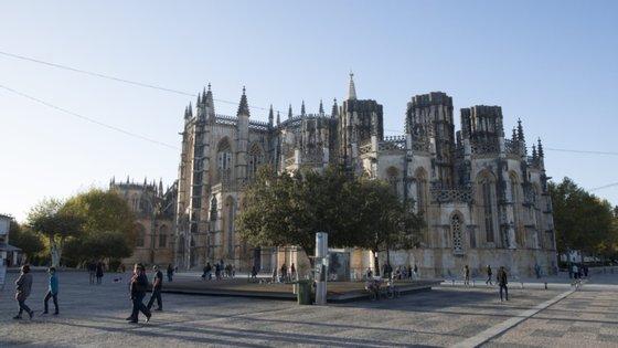 Mosteiro da Batalha é o terceiro monumento mais visitado do país