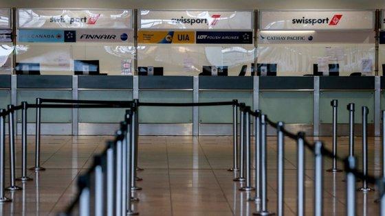 Swissport pretende suprimir metade da sua mão de obra no Reino Unido