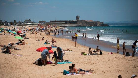 Apenas 22% dos portugueses acredita que a utilização das praias vai correr bem