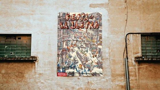 Até 6 de julho, o Poster preenche as ruas de Marvila com trabalhos de 30 autores