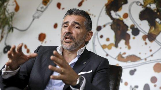Alexandre Fonseca falava à Lusa no final da apresentação do novo posicionamento e nova campanha da Meo