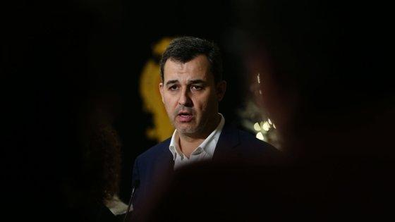 André Silva porta-voz do PAN.