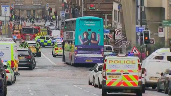 As autoridades não estão a considerar o ataque como um ato de terrorismo