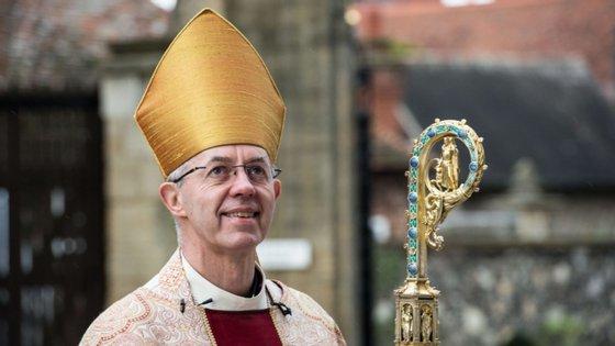 O arcebispo de Cantuária é a mais alta figura da hierarquia da Comunhão Anglicana