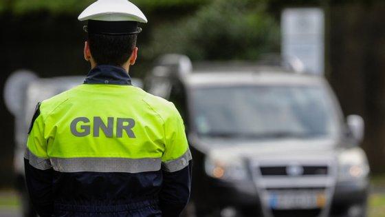 A GNR interrompeu as festas depois de ter sido chamada por denúncias