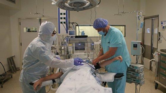 Lisboa e Vale do Tejo é a região mais afetada pela pandemia da Covid-19