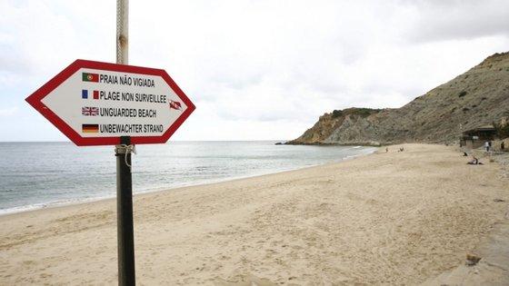 """O partido pede reforço nas praias, """"quer seja por efetivos militares ou da Polícia Marítima, ou por meio de UAV (veículos aéreos não tripulados)"""""""