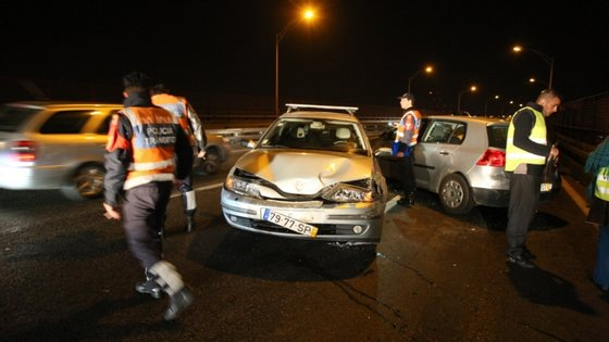 No período em análise ocorreram 9.297 acidentes com vítimas, dos quais resultaram 131 mortes, 618 feridos graves e 10.826 feridos ligeiros