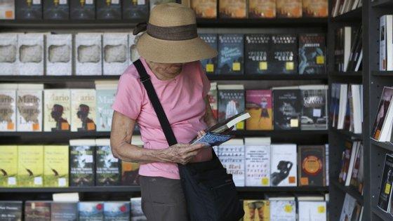 A feira arranca virtualmente na próxima sexta-feira e vai ter 20 expositores virtuais de livrarias espalhadas pelas avenidas virtuais da cidade