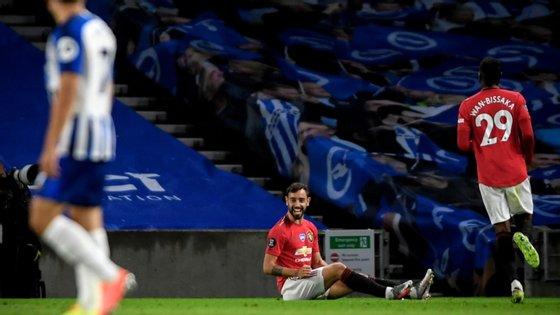 O internacional português marcou na primeira parte e bisou na segunda, sendo substituído pouco depois da hora de jogo