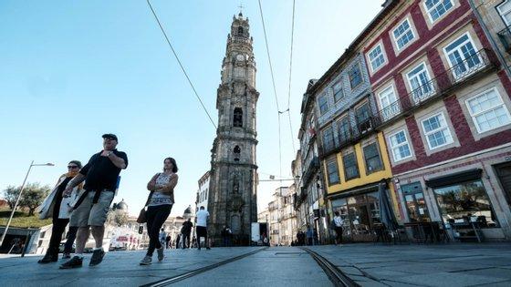 Portugal continental ficou assim dividido em três níveis de alerta para fazer face à pandemia de Covid-19