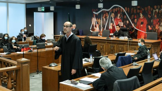 O advogado Rui Patrício representa Hélder Bataglia, oex-líder da Escom que foi constituído arguido em abril de 2016