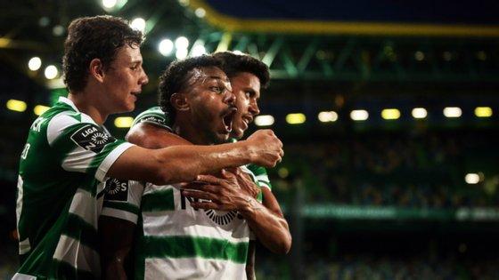 O médio brasileiro já tinha marcado ao Gil Vicente na primeira volta, em dezembro