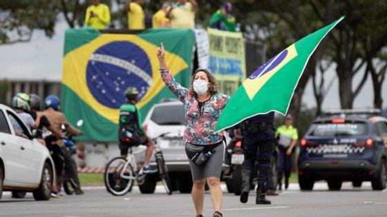 O país sul-americano totaliza assim 60.632 vítimas mortais e 1.448.753 pessoas diagnosticadas desde o início da pandemia