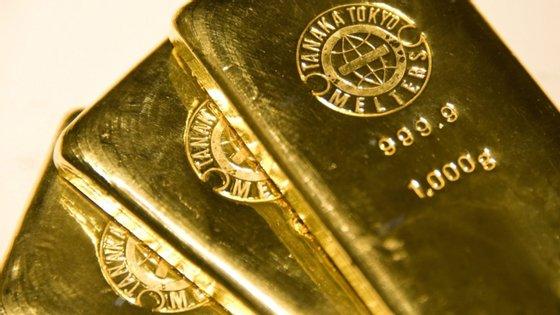 Em causa estão as reservas de ouro da Venezuela depositadas no Banco de Inglaterra