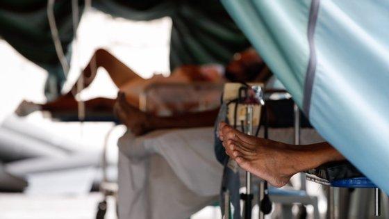 Em África, há 10.390 mortos confirmados em mais de 420 mil infetados em 54 países