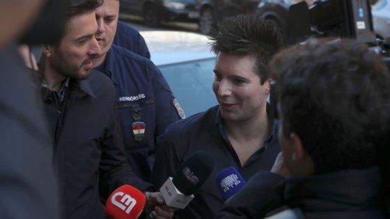Rui Pinto encontra-se a aguardar julgamento em prisão domiciliária