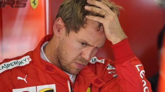 O piloto alemão, que alinha pela Ferrari desde 2015, vai ser substituído pelo espanhol Carlos Sainz Jr. na época de 2021