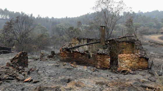 O incêndio, em junho de 2017, provocou a morte de 66 pessoas