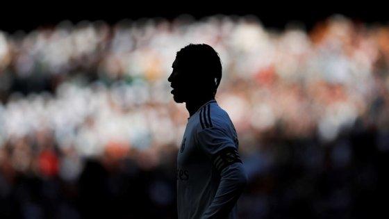 Sergio Ramos decidiu o encontro de grande penalidade no último quarto de hora, naquele que foi o quarto jogo em seis na retoma a marcar