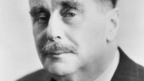 """O inglês H. G. Wells é mais conhecido por obras como """"O Homem Invisível"""" ou """"A Guerra dos Mundos"""""""
