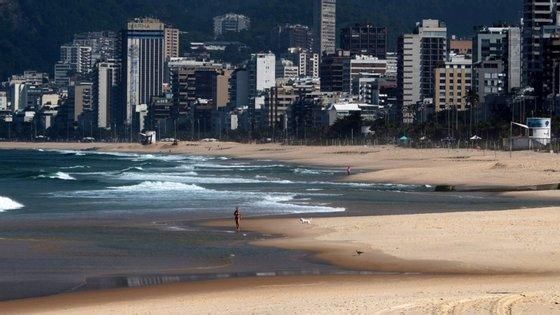 O estado do Rio de Janeiro é o segundo mais afetado pela pandemia provocada pelo novo coronavírus no Brasil