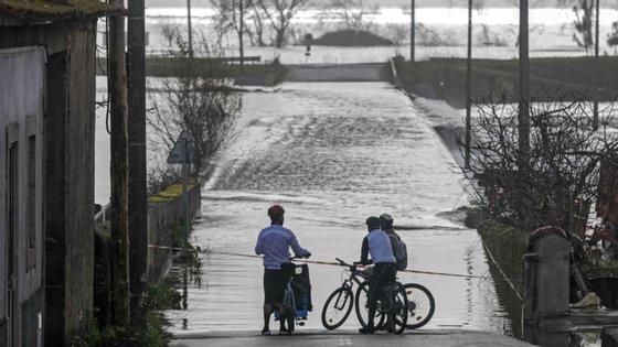 Esta zona foi das mais afetadas pelas cheias de 2019, que provocaram a inundação dos campos do Vale Central do Baixo Mondego