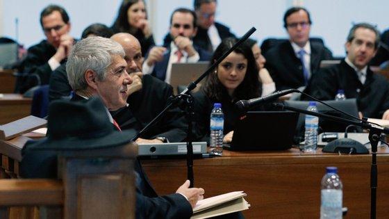 José Sócrates prestou esclarecimentos ao juiz Ivo Rosa no arranque do debate instrutório
