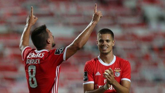 O médio brasileiro marcou pela terceira vez esta temporada