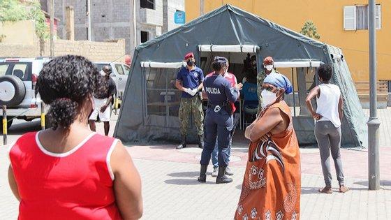 Cabo Verde tem mais de 1.400 casos diagnosticados de Covid-19 e 16 óbitos