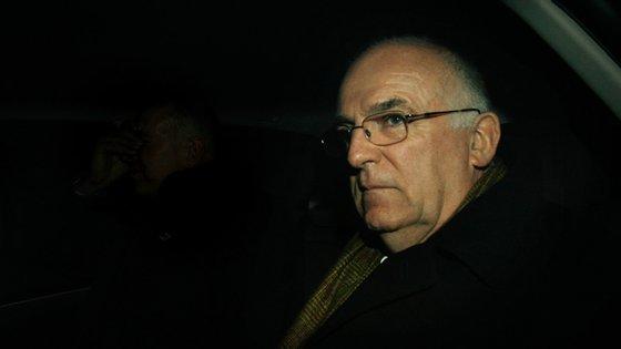 Richard Dearlove foi chefe do Serviço de Inteligência Secreta MI6 entre 1999 e 2004