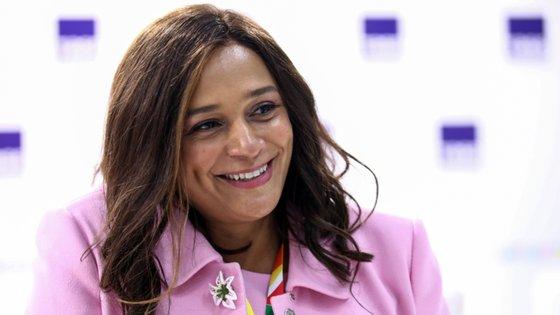 """Isabel dos Santos reafirma ser vítima de """"injustiça e perseguição política"""""""