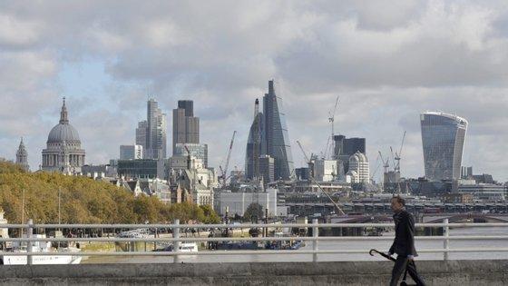 """""""Esta é uma demonstração do compromisso do Reino Unido Global em agir como uma força do bem no mundo"""", afirmou o ministro dos Negócios Estrangeiros, Dominic Raab"""