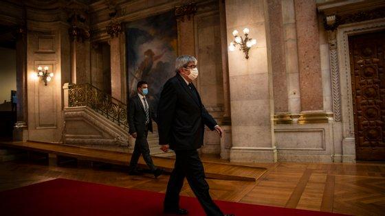 """As clivagens, para Ferro Rodrigues, são cada vez """"mais preocupantes"""", como é o caso da """"tensão entre os Estados Unidos e a China"""""""