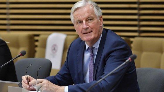 O Reino Unido continua a negociar com Bruxelas para tentar estabelecer uma relação comercial vantajosa com o bloco europeu