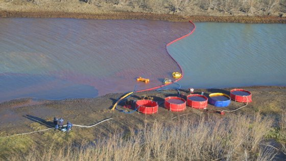 No final de maio, 21 toneladas de combustível foram despejadas em vários cursos de água depois do colapso de um reservatório de uma central térmica pertencente à sociedade NTEK, que integra o grupo Norilsk Nickel.