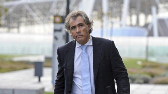 João Medeiros é advogado de António Mexia e de Joao Manso Neto no caso EDP