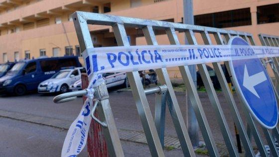 A operação policial da PSP de Aveira conta com o reforço da Unidade Especial de Polícia
