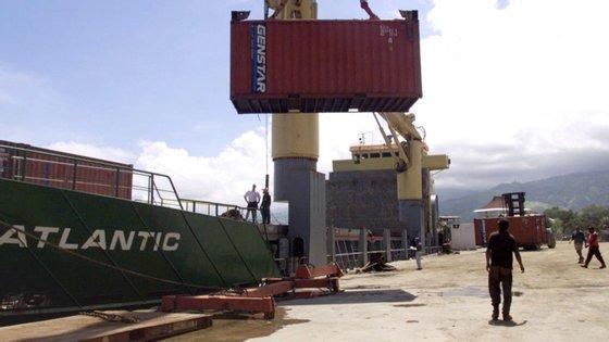 A Indonésia é o principal fornecedor, com as maiores importações de bens daquele país desde 2015